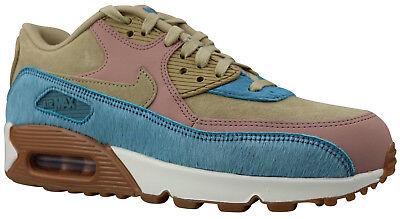Nike Wmns AIR MAX 90 LX Damen Sneaker Schuhe braun 898512 200 Gr. 36,5 & 38 NEU | eBay