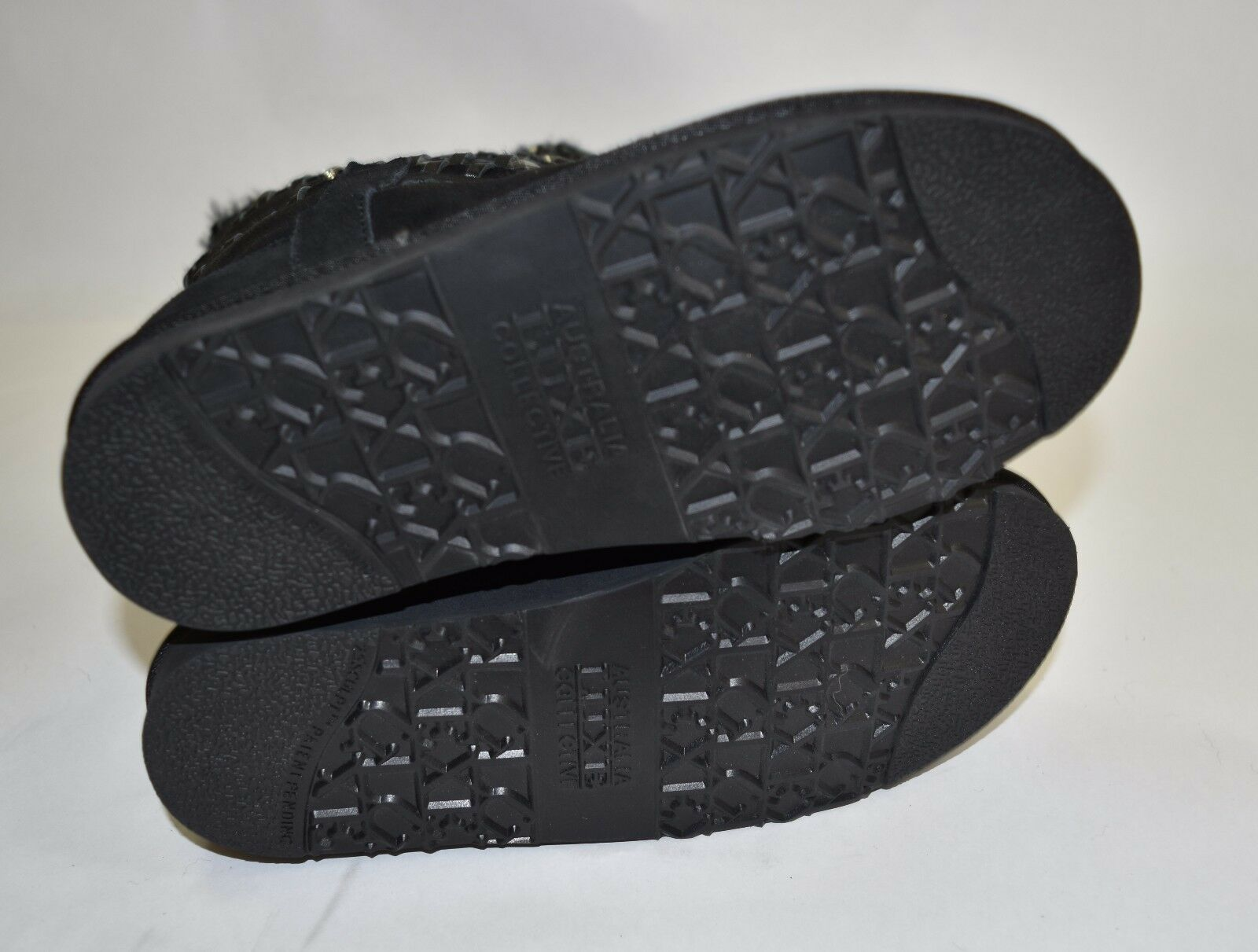 New  Australia Luxe Collective 'Ulysses' Boot Black Black Black Size 5 Snow Boots  395 db6f98