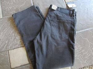 Homme Ship Calvin 637865129197 Klein Gris Free Jeans 38x32 Straight Nouveau Stretch ZIAq1