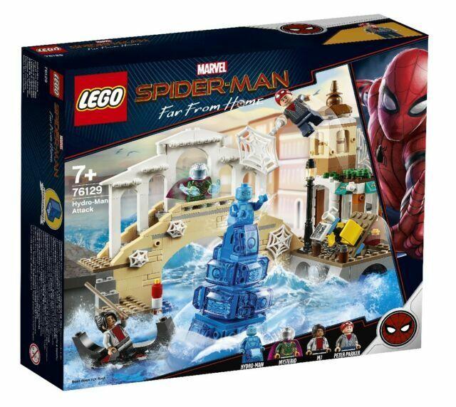 Minifigs-Super Heroes-sh581-HYDRO-MAN LEGO ® 76129