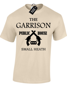 THE-GARRISON-MENS-T-SHIRT-PEAKY-PUBLIC-HOUSE-SHELBY-BROTHERS-BLINDERS-DESIGN