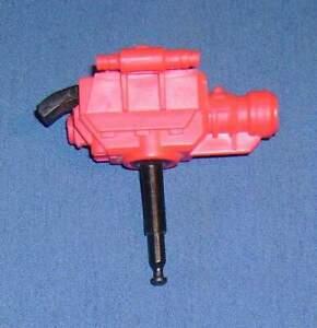 GI JOE 1992 HEADQUARTERS Dual Rocket Missile Launcher