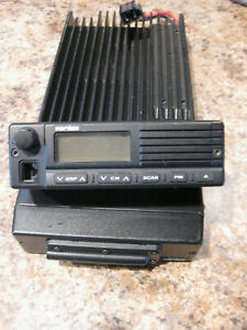 VERTEX FTL-1011H/99 Low Band 37-50 MHz 100W 99 Channel Remote Head (Lot#MD164)