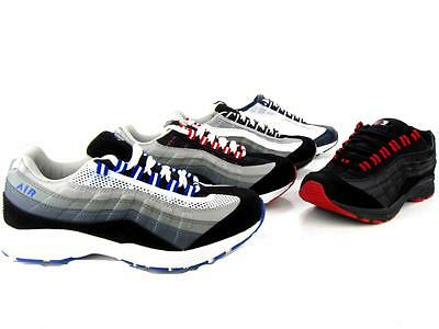 Air Men's Athletic Sneakers Tennis Shoes Walking Training Gym Lace Up Casual