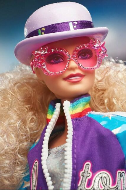 NEW Elton John Barbie Doll BLACK FRIDAY PRE SALE!!!!! Limited Collector Edition