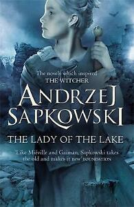 NEW-The-Lady-of-the-Lake-By-Andrzej-Sapkowski-Paperback-Free-Shipping