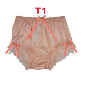 Baby-Doll-Lingerie-Mens-Underwear-COSTUME-Cosplay-Party-Sleepwear-Briefs-Panties