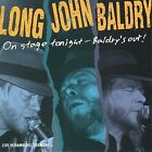 On Stage Tonight: Baldry's Out by Long John Baldry (CD, Oct-1993, Stony Plain (Canada))