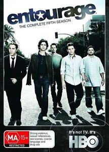 Entourage-Season-5-DVD-2010-3-Disc-Set-Boys-own-adventures-very-popula
