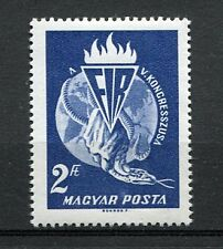 20444) HUNGARY 1965 MNH** Nuovi** FIR Resistence Fighters