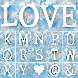 26pcs large wooden letters alphabet home decoration for Shoulder decoration 9 letters
