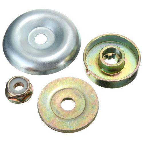 4er Schrauben Winkelgetriebe Getriebe Motorsense Freischneider Ersatzteile @