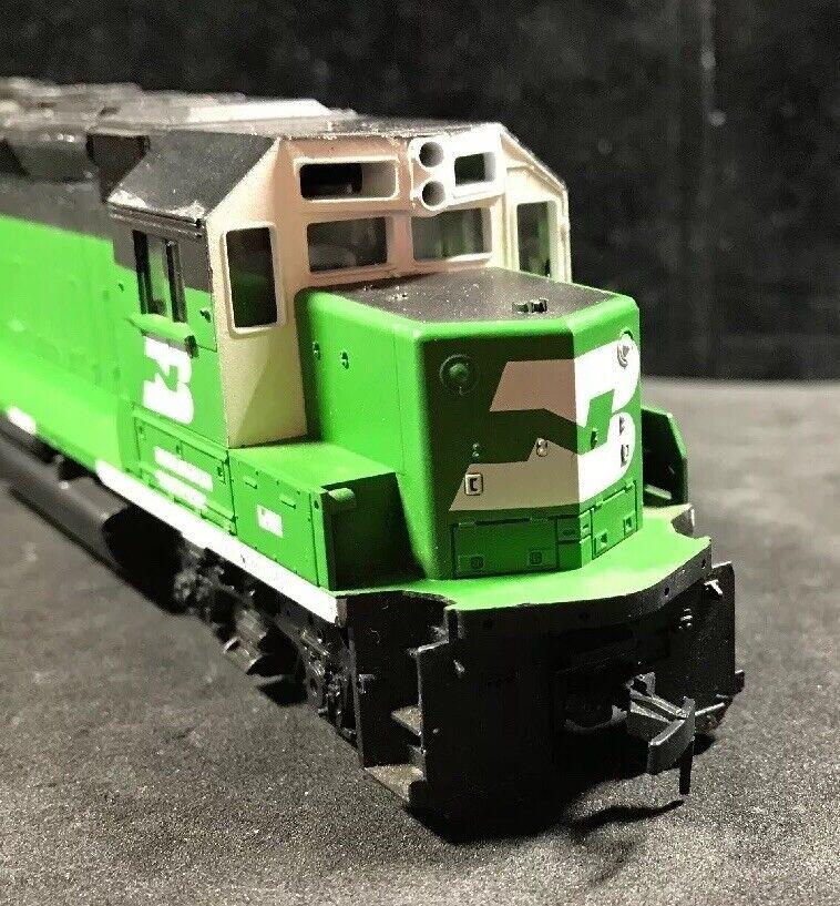 HO Burlington Northern Northern Northern Diesel Locomotive 100% Tested & Refurbished Lot F16 598fb5