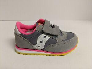 Saucony Jazz Hook \u0026 Loop Sneaker, Grey