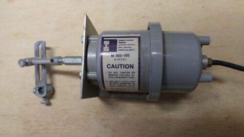 STAEFA  M 302-185  Pneumatic Damper Actuator 8-13 PSI   USED