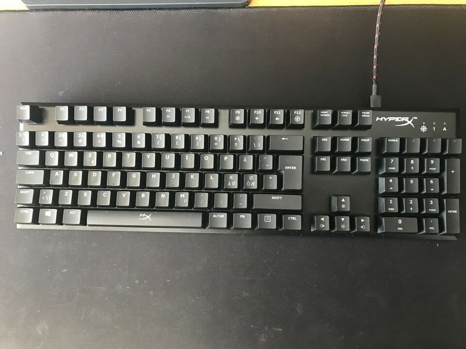 Tastatur, HyperX, Alloy FPS