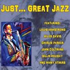 Just Great Jazz [Box] by Various Artists (CD, 2013, 3 Discs, United Audio Entertainment)