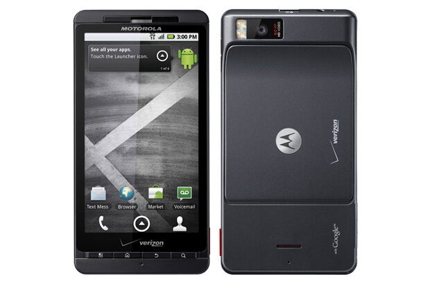 Motorola Droid X MB810 - Black (Verizon) Smartphone