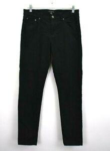 Banana-Republic-Women-039-s-Petite-Size-28-6-Black-Skinny-Jeans-Pants