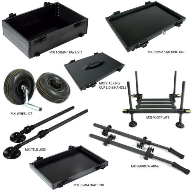 MAVER SIGNATURE MXi SEATBOX BARROW ARM /& WHEEL KITS
