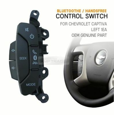 OEM Parts Handsfree Control Switch + Bluetooth 1EA for CHEVROLET 2013-15 Captiva
