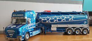 Village Scania T5 Torpedo Onderlosser Échelle 1.50