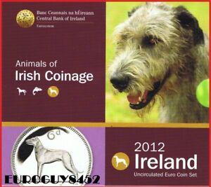 IERLAND - BU SET 2012 - HONDEN