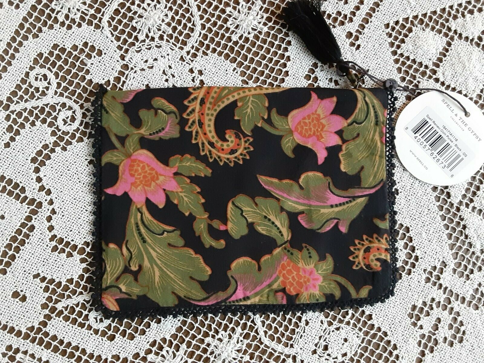SPELL AND THE GYPSY COLLECTIVE RENEW COIN PURSE