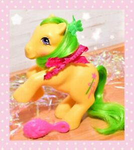 ❤️My Little Pony MLP G1 Vtg 1985 So Soft Magic Star Deflocked Rearing Not Soft❤️