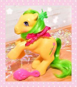 My-Little-Pony-MLP-G1-Vtg-1985-So-Soft-Magic-Star-Deflocked-Rearing-Not-Soft