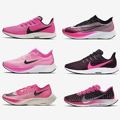 Nike Mens Womens Running Shoes Pink Blast Pegasus/Zoom Fly/ZoomX NEXT% Pick  1 | eBay