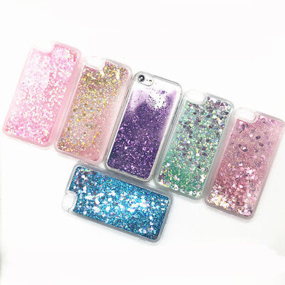 Have An Inquiring Mind For Iphone 5s Se X 7 6 Dynamic Quicksand Glitter Flowing Liquid Soft Cover Case Goods Of Every Description Are Available Cell Phones & Accessories