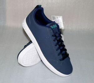 Details zu Adidas NEO F99125 Advantage Clean VS Herren Schuhe Sneaker Gr 43 13 UK 9 Navy