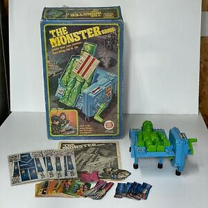 RARE Vintage 1977 Ideal Toys The Monster Game Frankenstein - Complete w/ Box