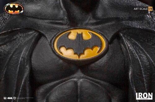 Iron Studios DC Comic Version Batman 1989 1//10 Scale Statue IN STOCK