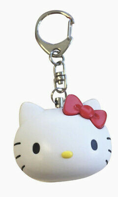 Hello Kitty Personal Alarm Keychain Safety Device 140 Db