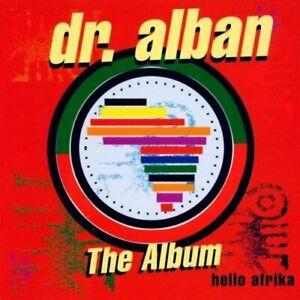 Dr. Alban Hello Afrika (1990)  [CD]