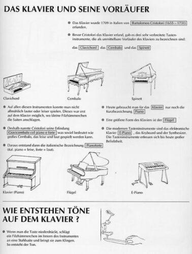 NEU Heumann: Klavier spielen mein schönstes Hobby 1 Klavierschule ED8246 CD