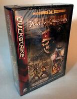 Quickstrike Pirates Of The Caribbean Trading Cards 2 Player Starter Set -