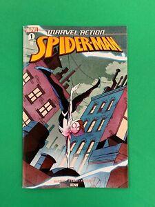 Marvel-Action-Spider-Man-2020-1-1-10-Greene-Variant-IDW-Spider-Gwen