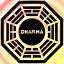 Assorted-Lost-Dharma-Initiative-Decal-Sticker-Window-Car-Truck-Laptop-Computer miniatuur 4