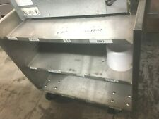 Table Cabinet Stand 22 X 19 X 22 H Stainless Steel