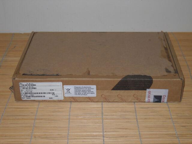 NEW Cisco PA-MC-E3 Multi-Channel E3 Port Adapter 7200VXR Compatible OVP SEALED