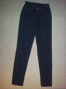 Fit Levis Hose Jeans Unifarben W34 L34 Slim Schwarz 512 qqBrZwCWE