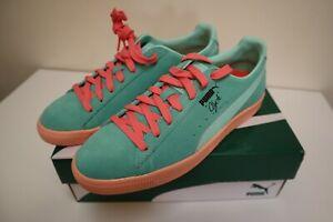 premium selection d1c46 a5629 Details about NEW Puma Clyde South Beach Shoes Size 8 US MENS
