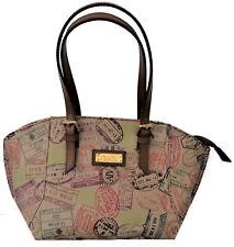 Borsa Spalla Donna Alv By Alviero Martini  Safari/Cuoio Piccola Bag Woman Sma...