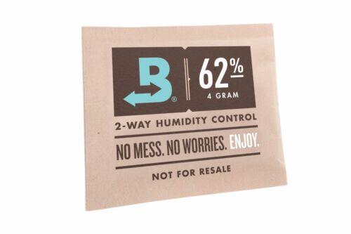 2 Way Humidity Control 2 Way Humidor Cigar 8 Gram 25x Packs Boveda 62/% Small