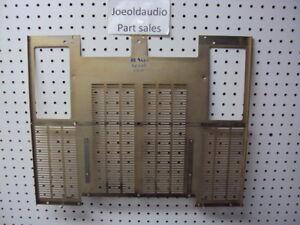 Kenwood-Original-KR-9600-Original-Wood-Case-Bottom-Plate-Parting-Out-KR-9600