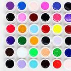 8ml Pure Color Nail Art Tips Soak Off UV Nail Polish Gel Long lasting Decoration