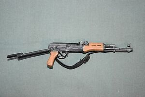 Details about 21st Century Toys 1/6 AK47 AKM Assault Rifle Folding Stock  for 12